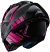 Shark-EVO-ONE-2-Discovery-Division-LITHION-DUAL-Modular-Flip-Up-Motorcycle-Helmet-Black-Chrome-Purple-HE9704DKUV-5