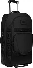 OGIO ONU-29 CHECKED - Wheeled Rolling Luggage Travel Bag - Stealth Black