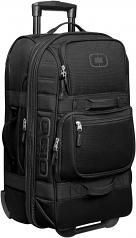 OGIO ONU-22 CARRYON - Wheeled Rolling Luggage Travel Bag - Stealth Black