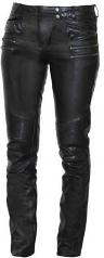 The Sexy Vixen Pant: Faux-Pocket Motorcycle Pant