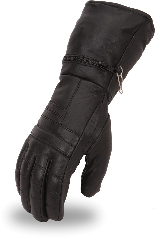 Cold Weather Thinsulate Lined Premium Cowhide Touring Glove