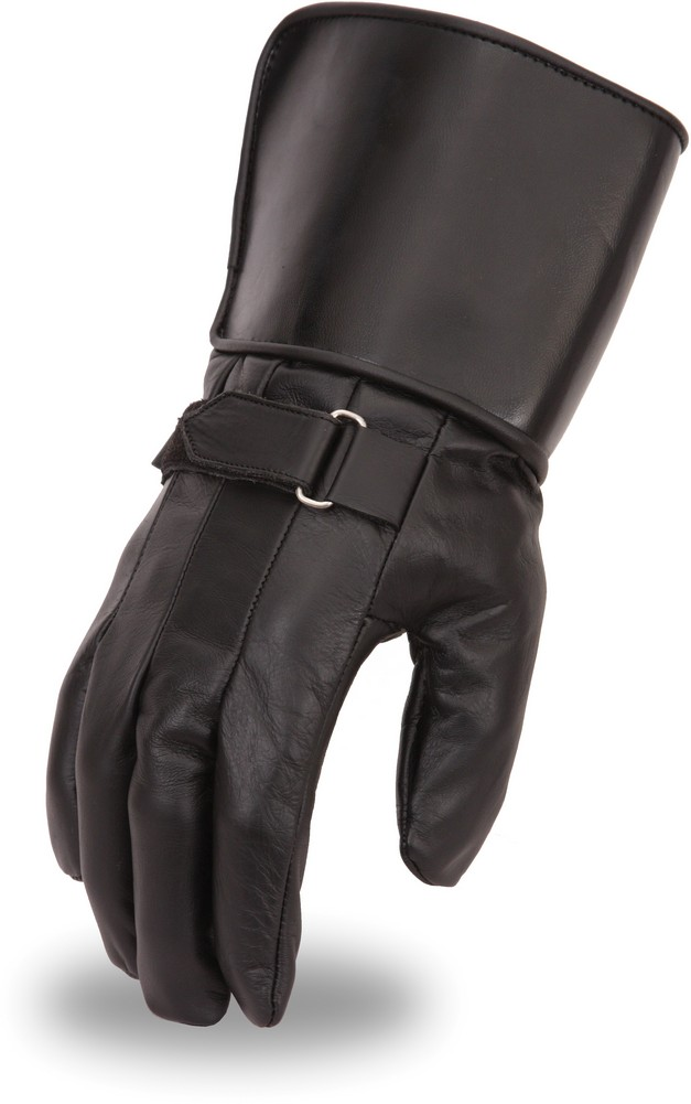 Mid-Weight Light Lined Premium Cowhide Glove