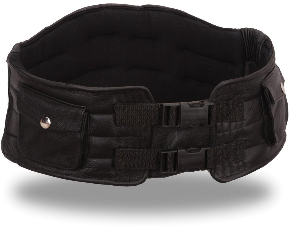 Wear-Alone Leather Kidney Support Belt