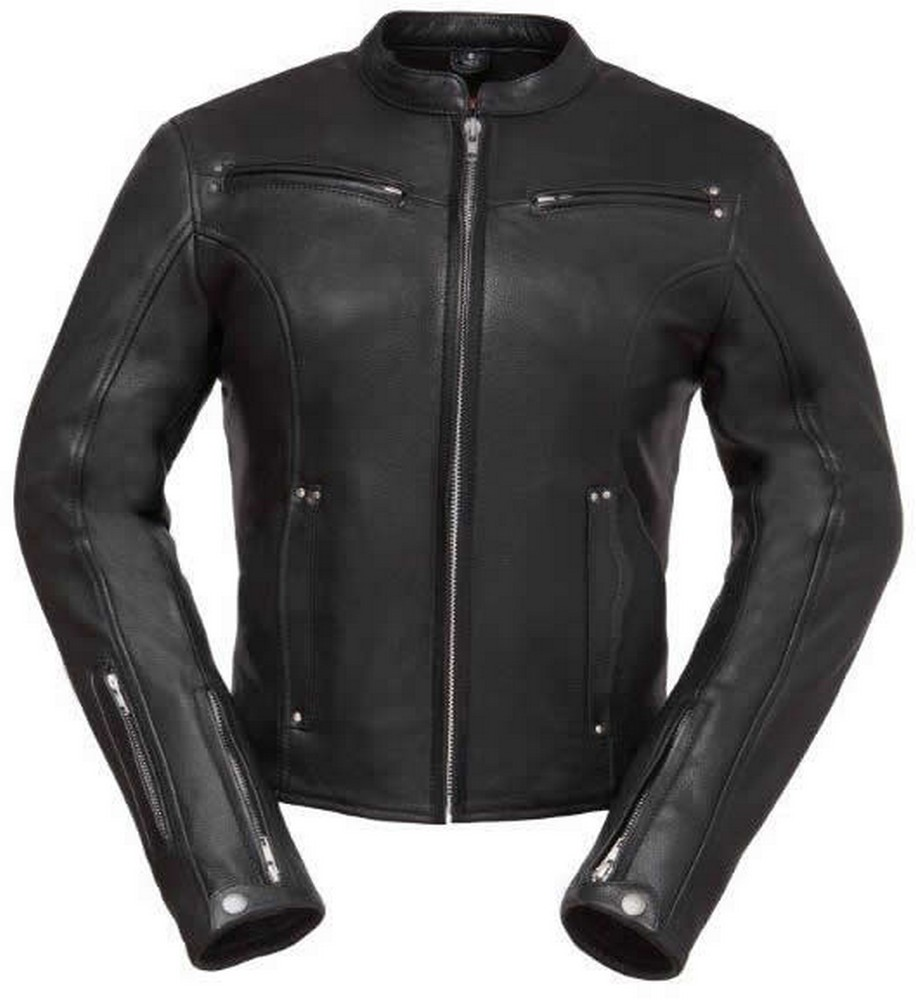 The Speed Queen: Naked Cowhide Crossover Motorcycle Scooter Jacket