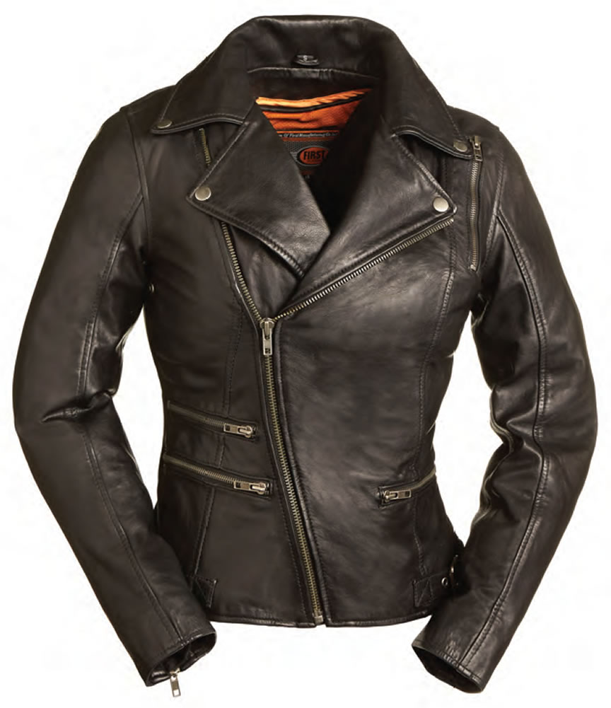 The Monte Carlo: Naked Cowhide Updated Cruiser Jacket