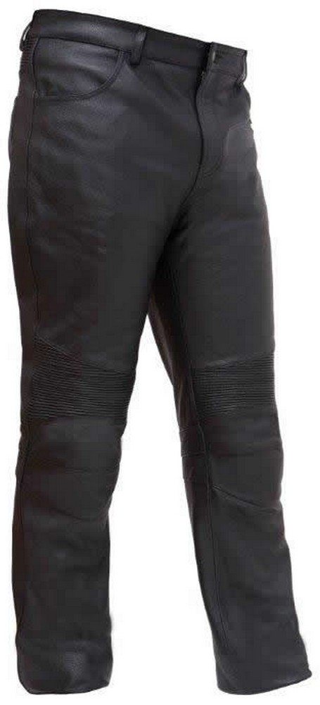 The Smarty Pants: Updated 4-Pocket Jean Style Motorcycle Pants