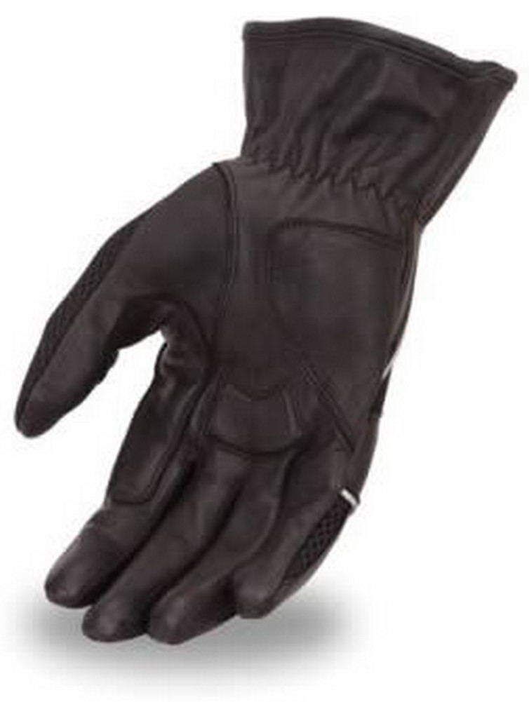 Leather and Mesh Combo Glove