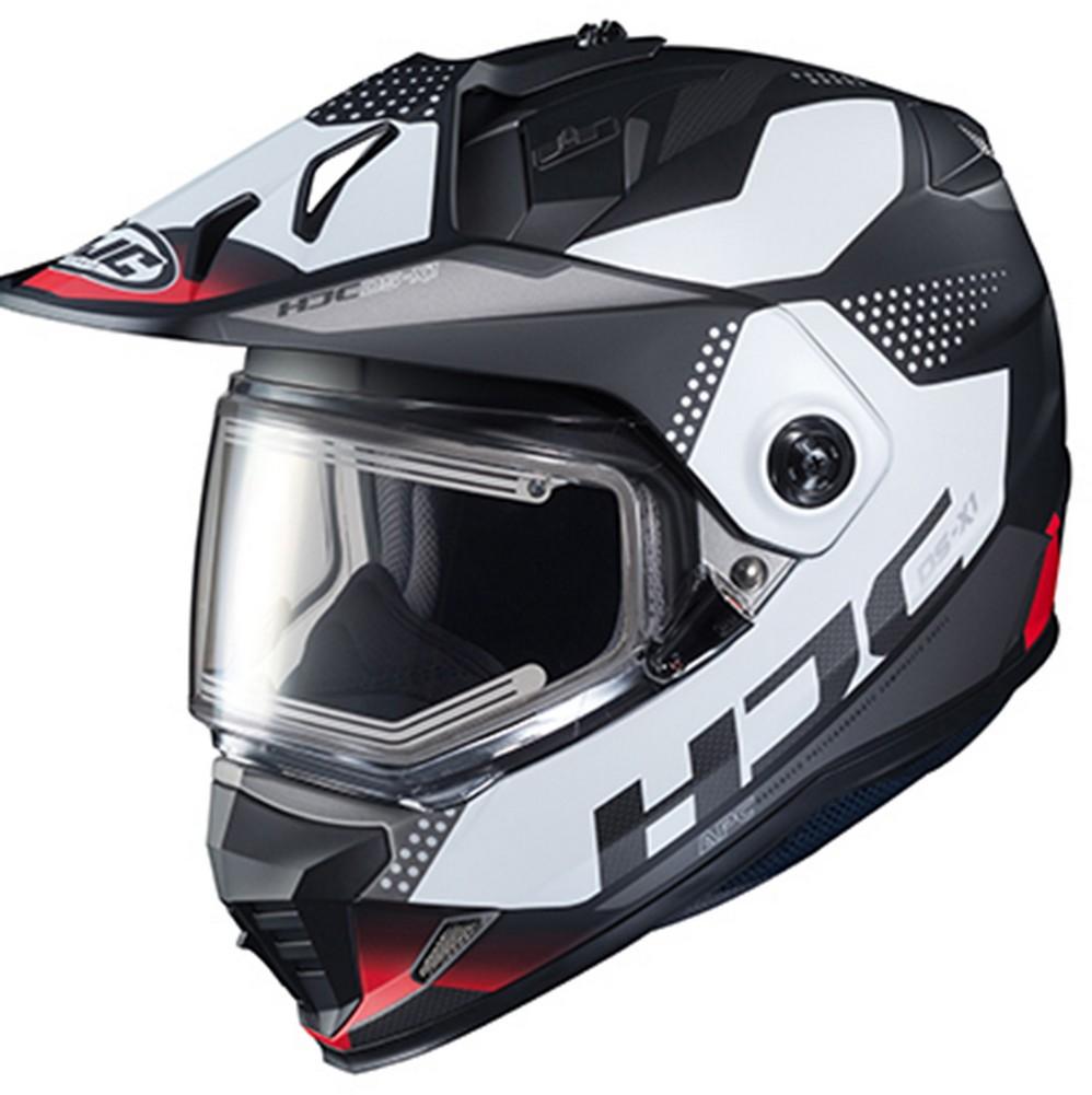 HJC DS-X1 EL Tactic - Electric Shield Snow Helmet
