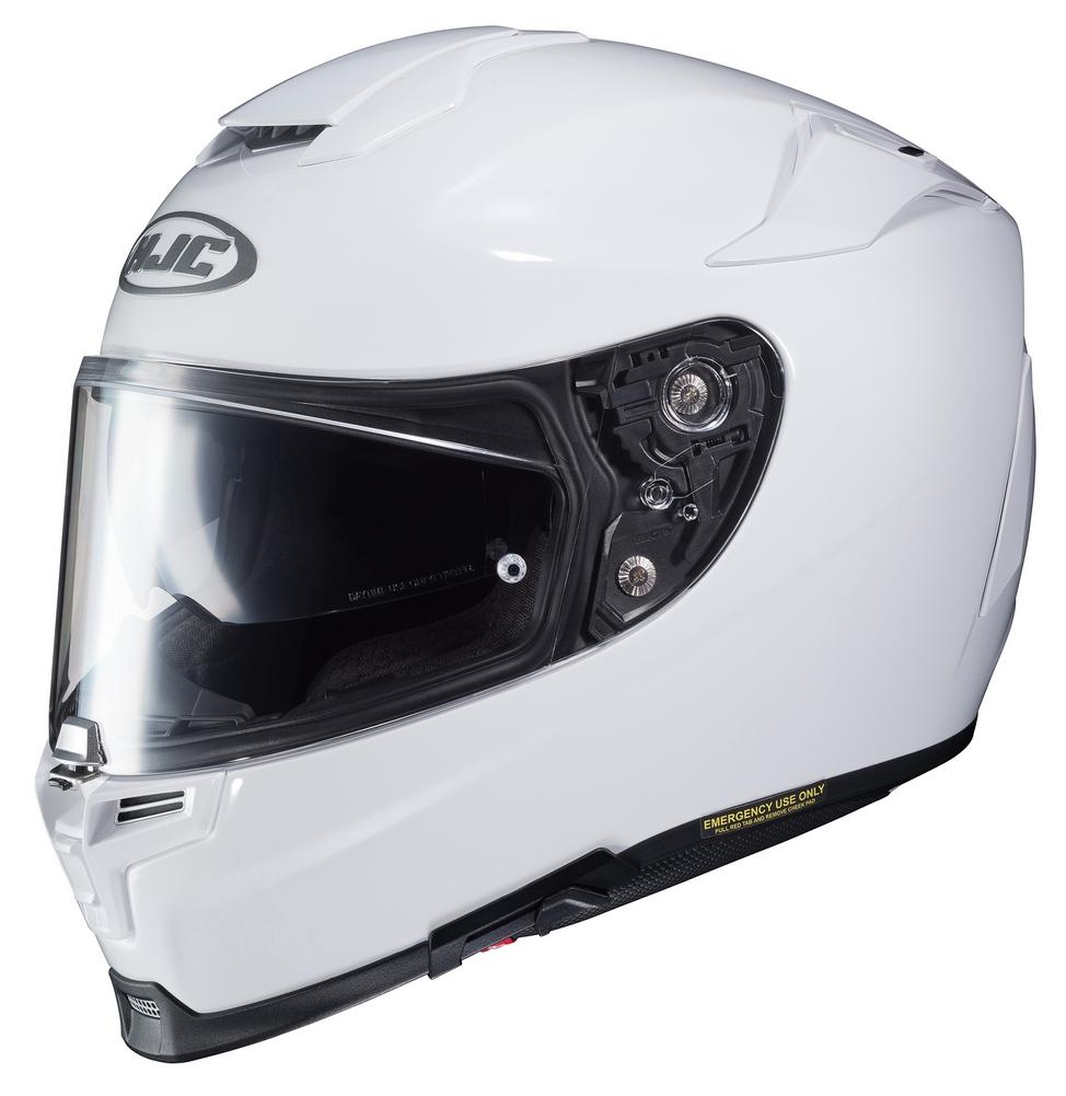 HJC RPHA-70 ST - Full-Face Motorcycle Helmet - White