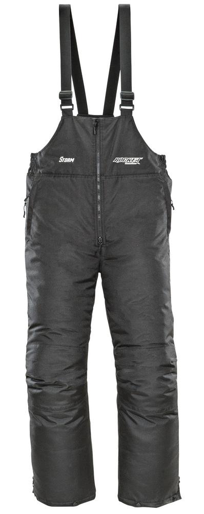Joe Rocket RS Storm - Womens' Snow/Ski/Snowmobile Bib - Black