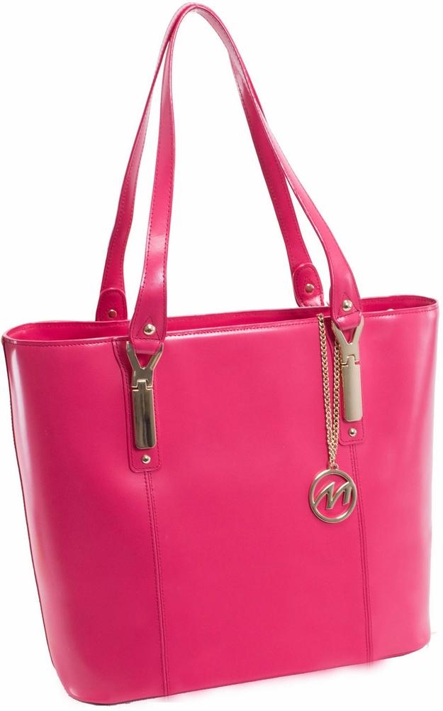 McKlein M-Series SAVARNA - Top Grain Italian Leather Women's Tote Bag
