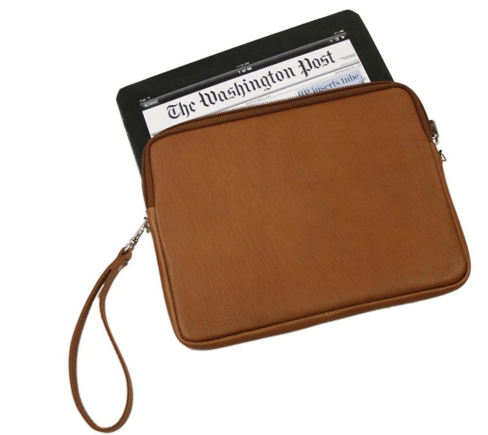 Piel Leather Ipad Tablet Sleeve