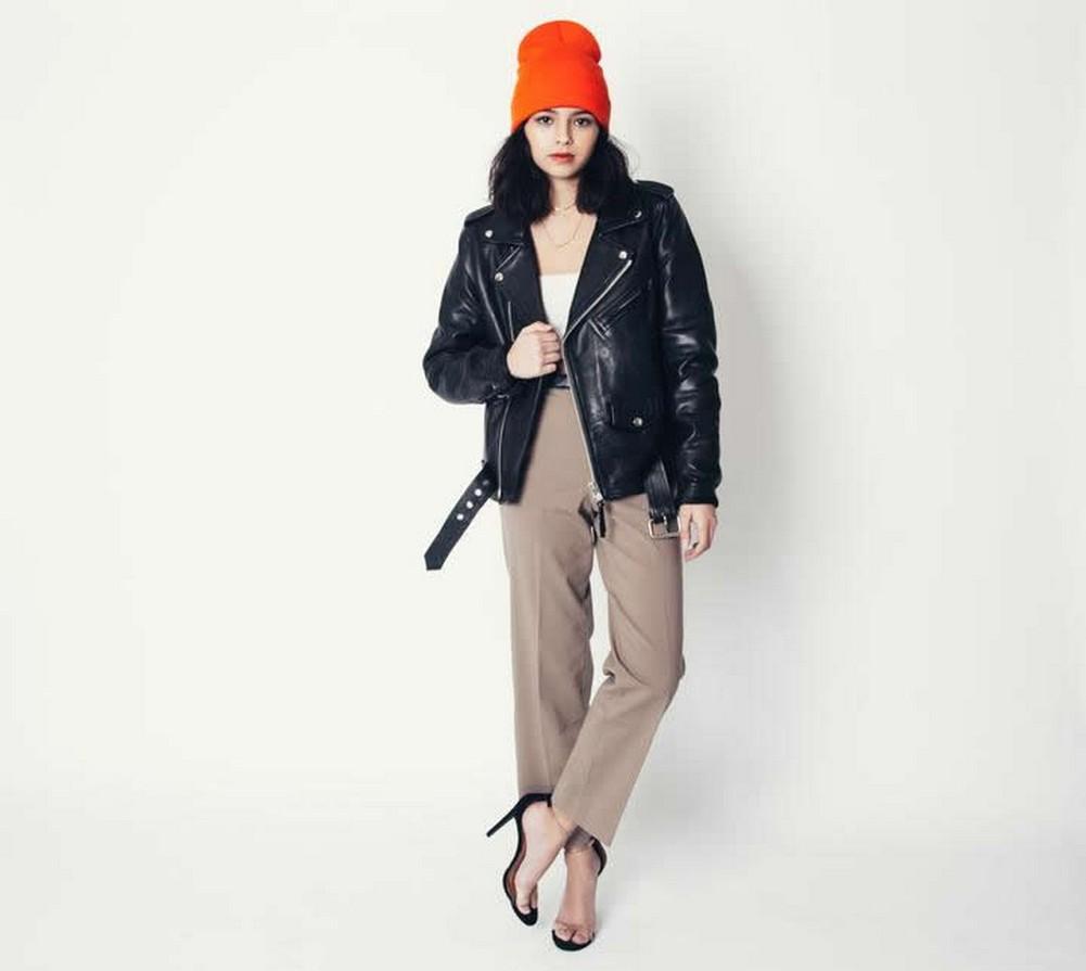 Whet-Blu ROCKSTAR - Womens' Motorcycle Style Leather Jacket