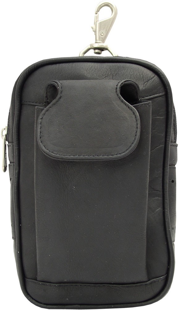 Piel Leather: Carry-All Golf Case